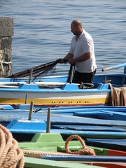 gente di mare 1 (g.fulvia) Tags: people italia mare barche scilla pesca calabria pescatore chianalea