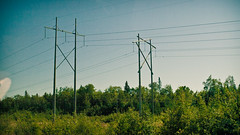 (marcus kamps) Tags: lines power towers hydro wires poles pylons