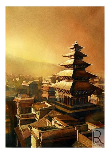 Bhaktapur_Painting
