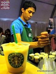Starbucks at Yummy Eats