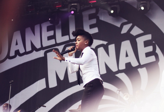 Janelle Monae @ Way Out West 12/8