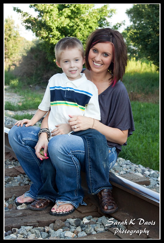 Brayson & Mommy