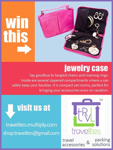 travelites jewelry case