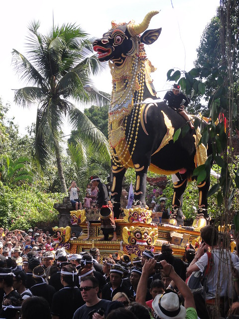 Royal Cremation Ubud