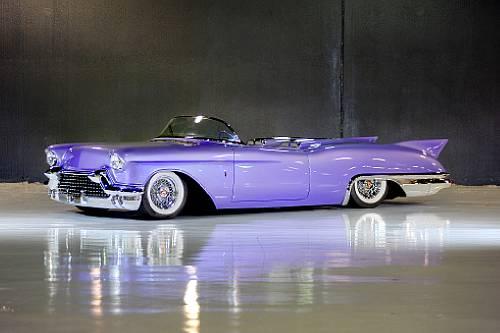 1957 Cadillac Eldorado Rick Dore Custom Roadster