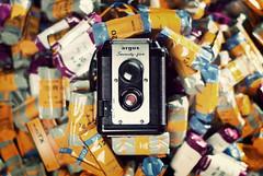 Happy World Photography Day (Vitaliy P.) Tags: worldphotographyday nikon d80 yn560 50mm f18 sb600 speedlight flash softbox 24x24 argus seventyfive seventy five 75 120 film rolls 2011 worldphotographyday2011 medium format mf vitaliyp august19th2011 argusseventyfive