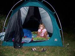 Q5 in tent