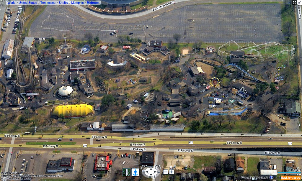 The World\'s Best Photos of aerial and libertyland - Flickr Hive Mind