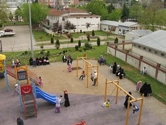 Playground in Fatih