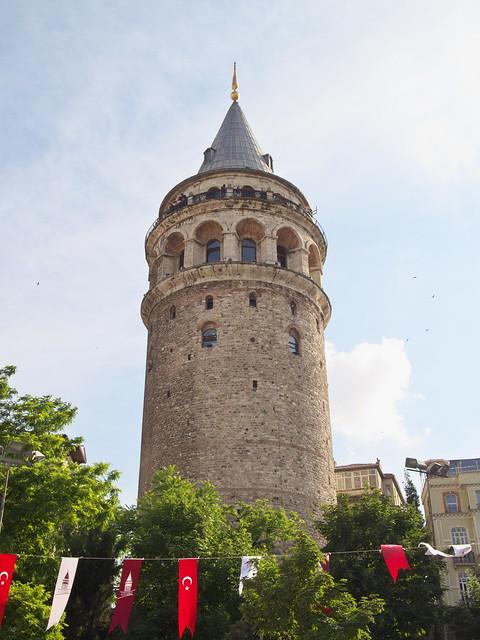 Galata Kulesi加拉達塔