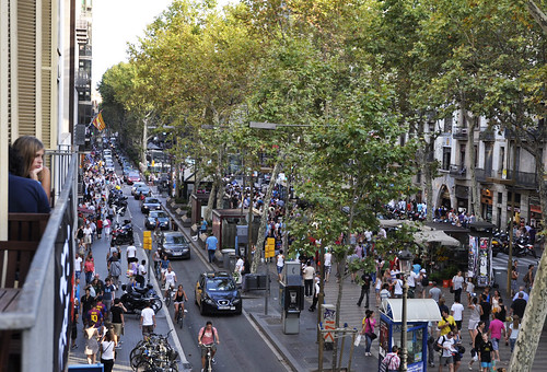 Street of Barcellona!