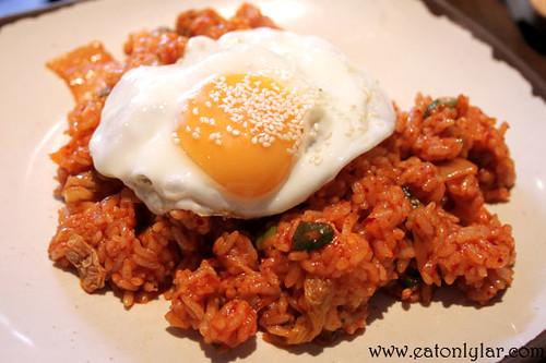 Kimchi bokkumbap, Assa Restaurant