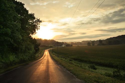 6 am glow by mstudiofoto