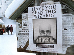 Wanted Wizard - HAVE YOU SEEN THIS WIZARD?