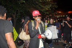 Philadelphia - International Day of Action Against Wars on Africa and African People - August 20, 2011 (uhurunews) Tags: philadelphia protest curfew aug20 internationaldayofaction blackisbackcoalition