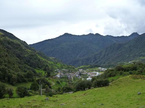 town of Papallacta