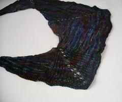 Scarf shawl thing