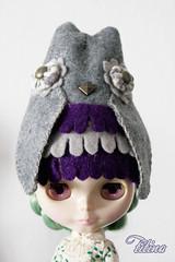 mr owl hat
