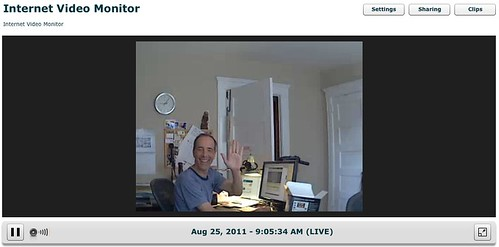 dropcam internet video monitor by stevegarfield