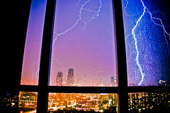 Tormenta ( Angeles Antolin ) Tags: lighting toronto ontario canada skyline angeles tormenta thunderstorm mississauga antolin hoyos