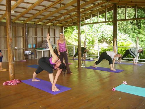 Class in reverse twist by Daku Resort, Savusavu Fiji, on Flickr