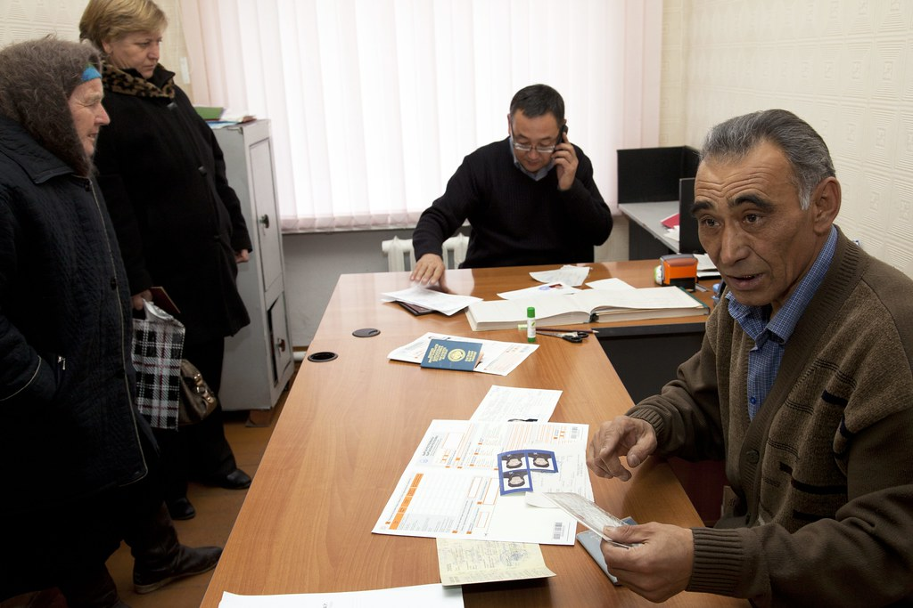 UNHCR News Story: Statelessness: Breaking the cycle in Kyrgyzstan