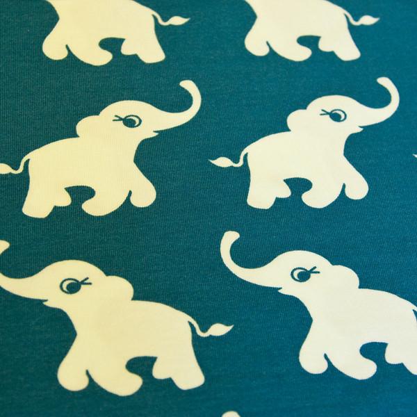 Elephant jersey petrol