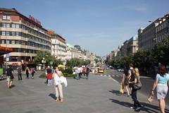 "Wenceslas Square (Václvské náměstí) , Prague (Prag/Praha) • <a style=""font-size:0.8em;"" href=""http://www.flickr.com/photos/23564737@N07/6083157700/"" target=""_blank"">View on Flickr</a>"