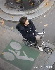 Paris - La via de la bicicleta (Polycarpio) Tags: poly gallardo polycarpio fotosdeparis jmgallardo fotosdefrancia juanmanuelgallardo polygallardo juanmgallardo