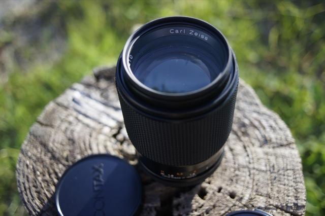 NEX-3 CONTAX Sonnar 135mm f2.8