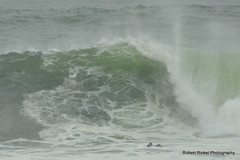 Surfer about to be pounded! (robert.rinkel) Tags: ri summer usa robert nature water clouds point island photography coast day locals cloudy surfer hurricane north before surfing atlantic east newport ave impact surfers irene channel the ruggles groundswell onshore aquidneck august27 rinkel newportcounty nikond90 47ft