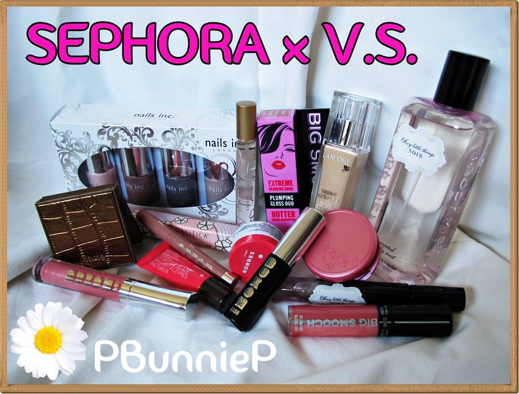 Sephora & Victoria Secret (SanFran)