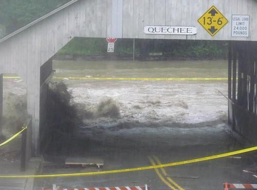 quechee bridge