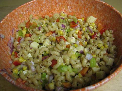 Mac n' Jack Salad