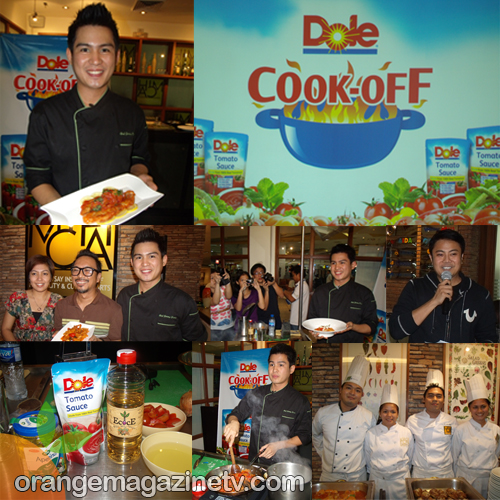 The Great DOLE Cook-Off