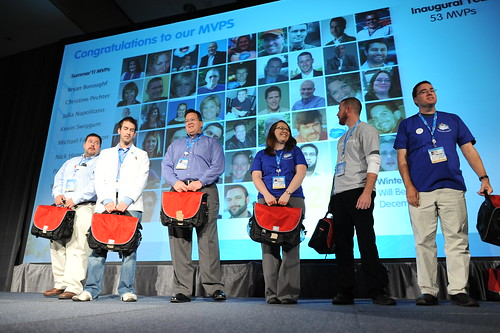 The new cadre of Salesforce MVPs