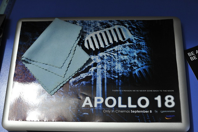 Apollo 18 - Laptop Skin from Hydraskin.com