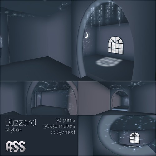 A:S:S VIP group gift - Blizzard skybox