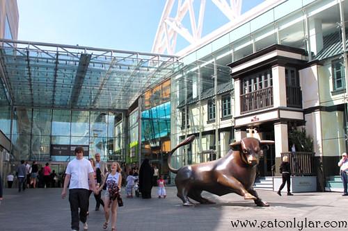 The Bullring Bull, Birmingham