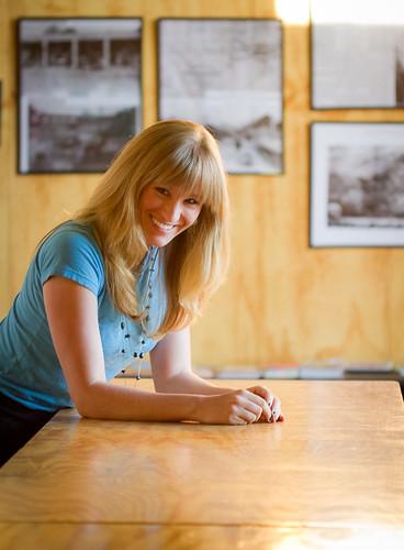 Camille Schenkkan, Development & Communications Manager, Arts for LA