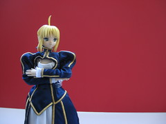 IMG_1905 (blkn3ko) Tags: anime scale night doll fate figure saber 16 stay azone fatestay onesixth
