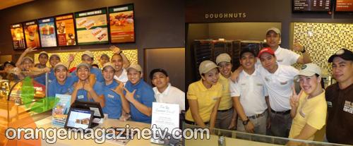 Krispy Kreme Crew