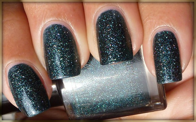 Deep Green Sparkle