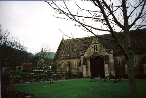 Abbey Barn, Glastonbury