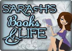 Sarah's books & life button