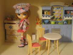 Dollhouse session 2 : a new wave of furnitures