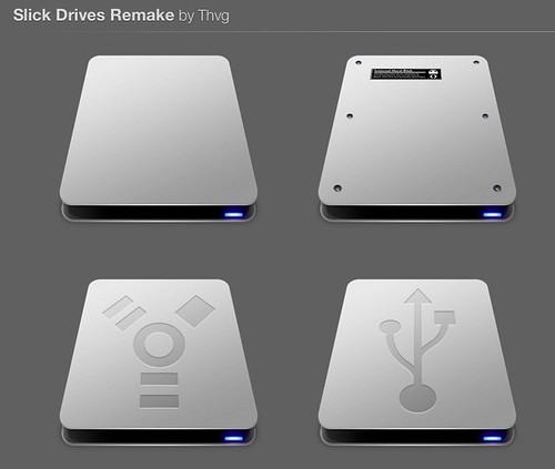 Slick Drive icon replacement