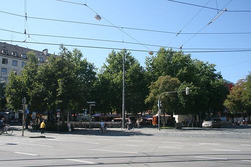 Rotkreuzplatz München