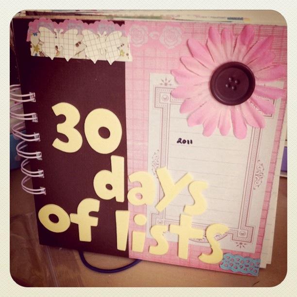 30 days o lists