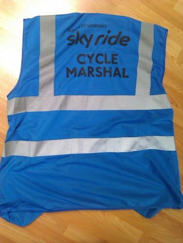 Marshal's vest